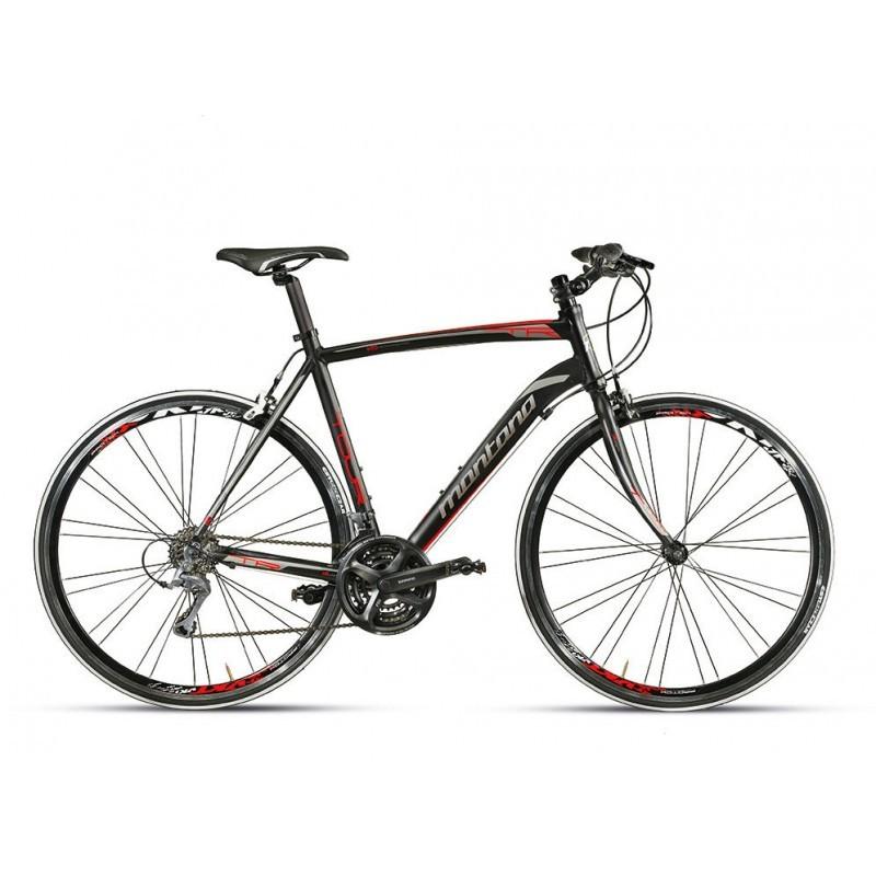 bicicletta-da-corsa-monatana-tour-comfort-sh-claris-3x8-vkt-protox-nero-gial-m